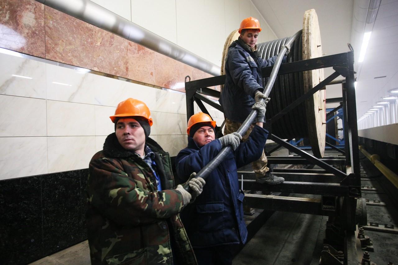 Строительная отрасль Москвы не снижала темпы работы из-за пандемии
