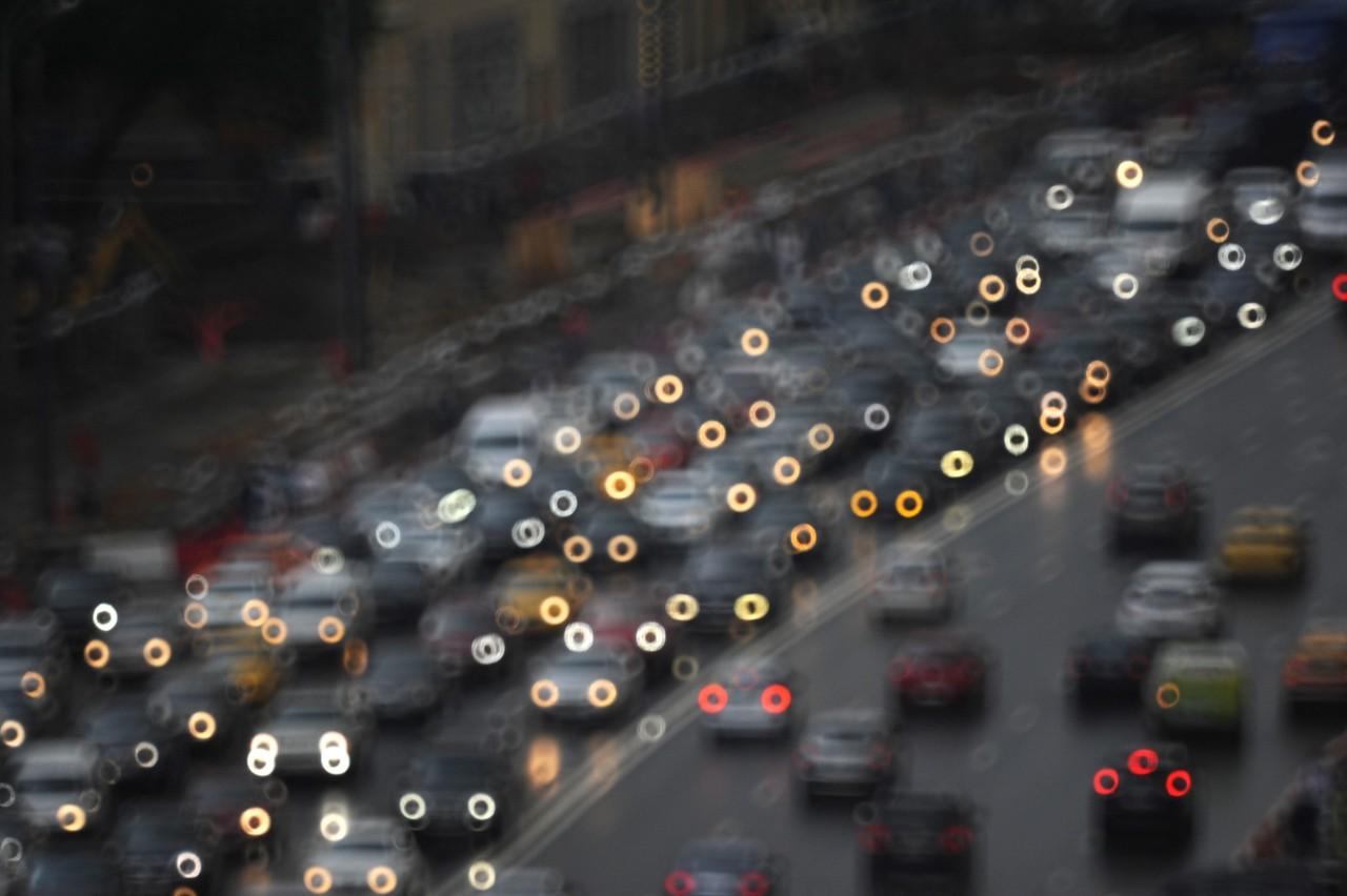 Загруженность московских дорог снизится с 21 декабря