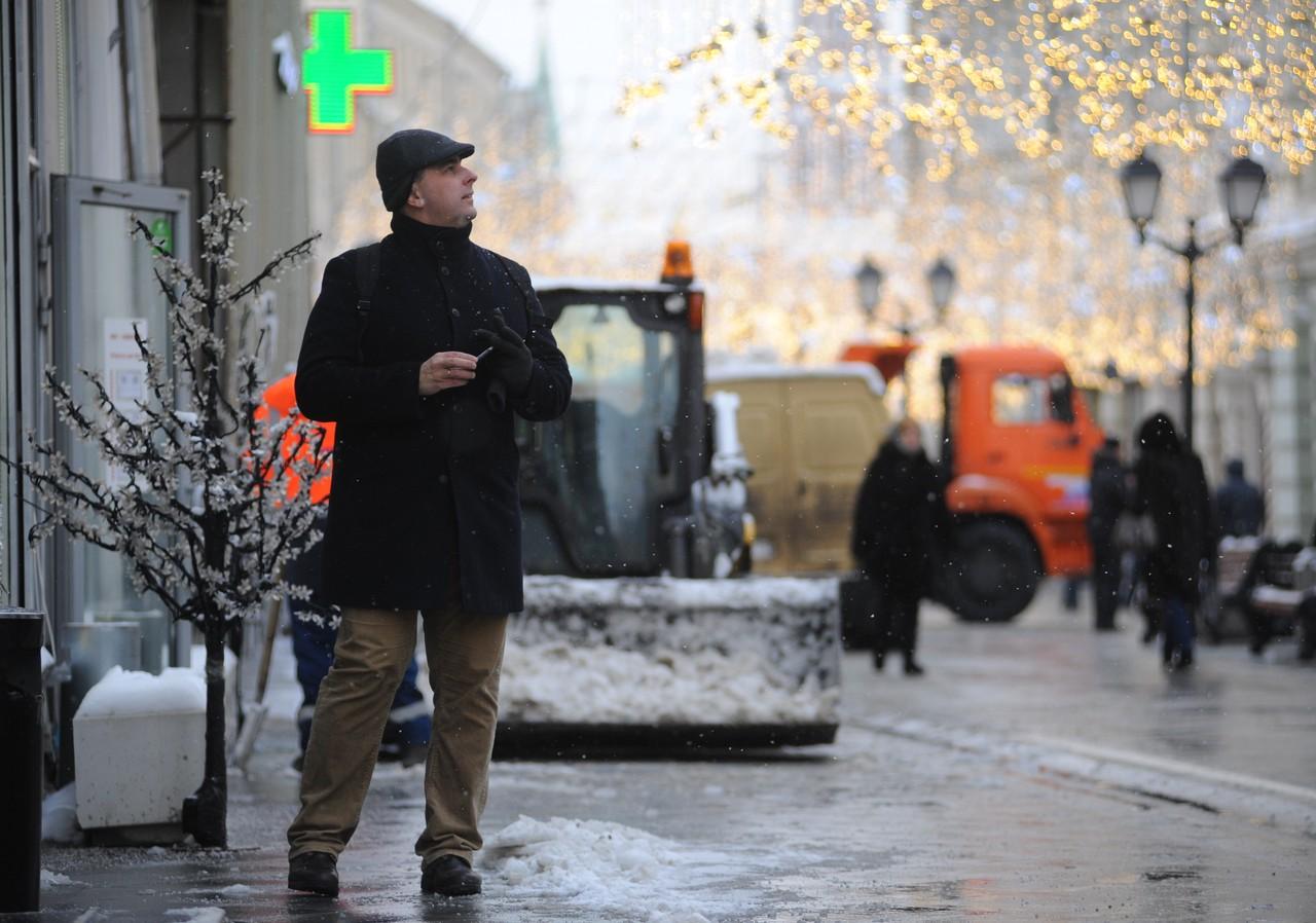 Московские синоптики анонсировали «настоящую зиму» к Новому году