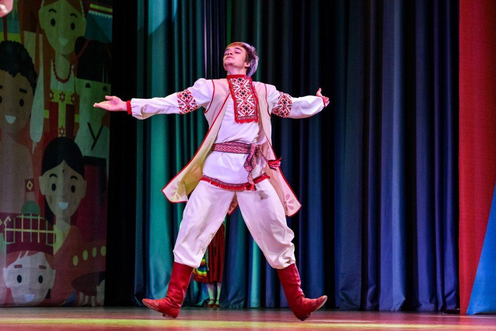 Танцы онлайн: баттл для детей организовали в «Данииле». Фото: Пелагия Замятина, «Вечерняя Москва»