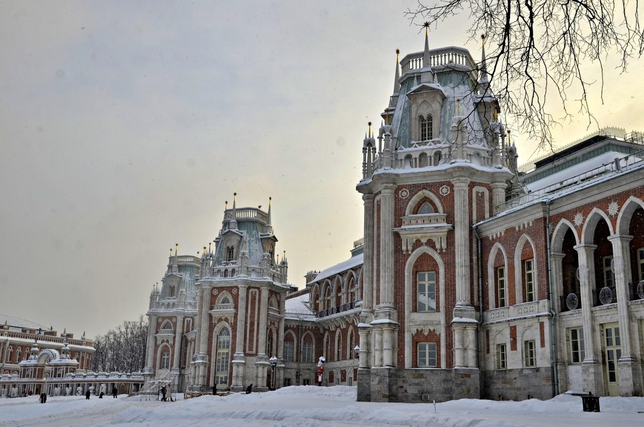 Москва в эпоху Екатерины II: онлайн-лекцию прочтут в «Царицыне»