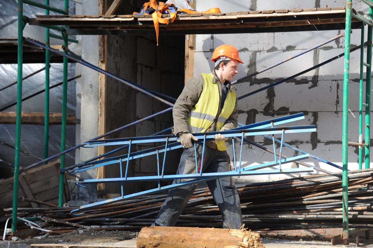 Строительство школы 1150 мест началось на юго-востоке Москвы