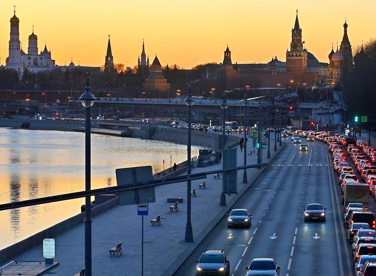 Транспортный каркас стал главным фактором улучшения качества воздуха в Москве