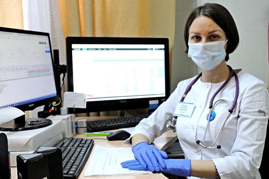 Искусственный интеллект помог врачам поставить 430 тысяч диагнозов в Москве