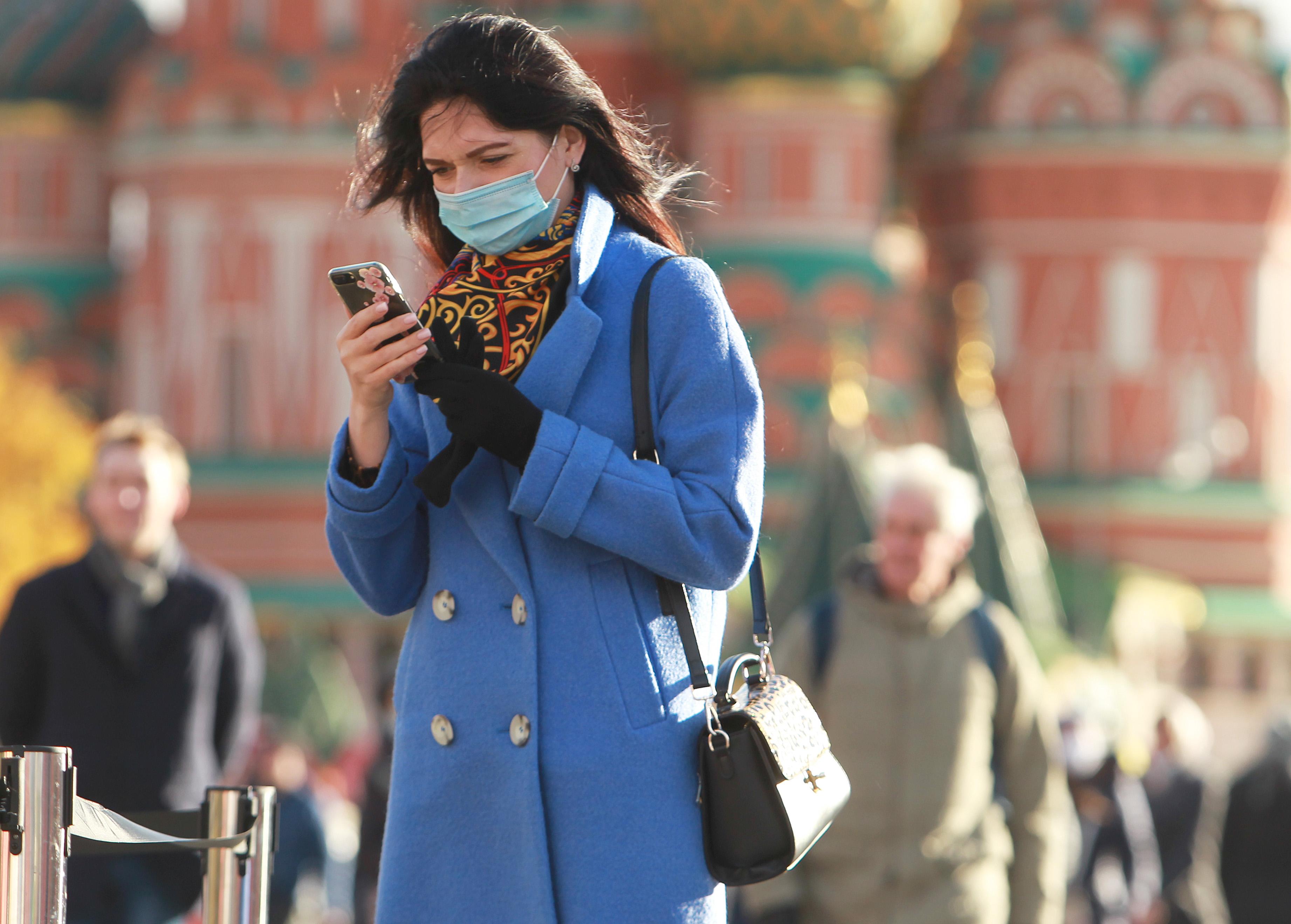 Приложение Московского паркинга является самым удобным способом оплаты парковки. Фото: Наталия Нечаева