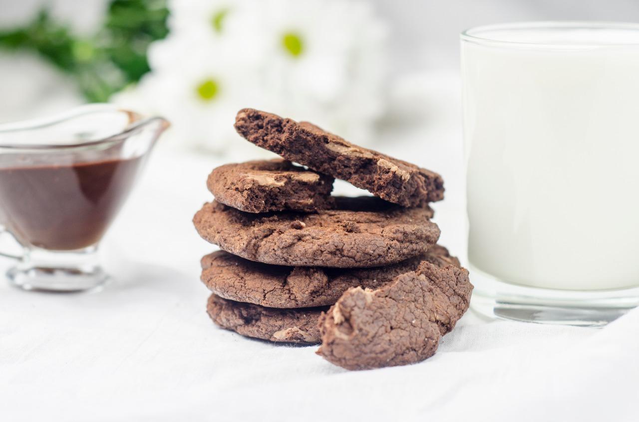Шоколадное печенье: готовим блюдо для сладкоежек