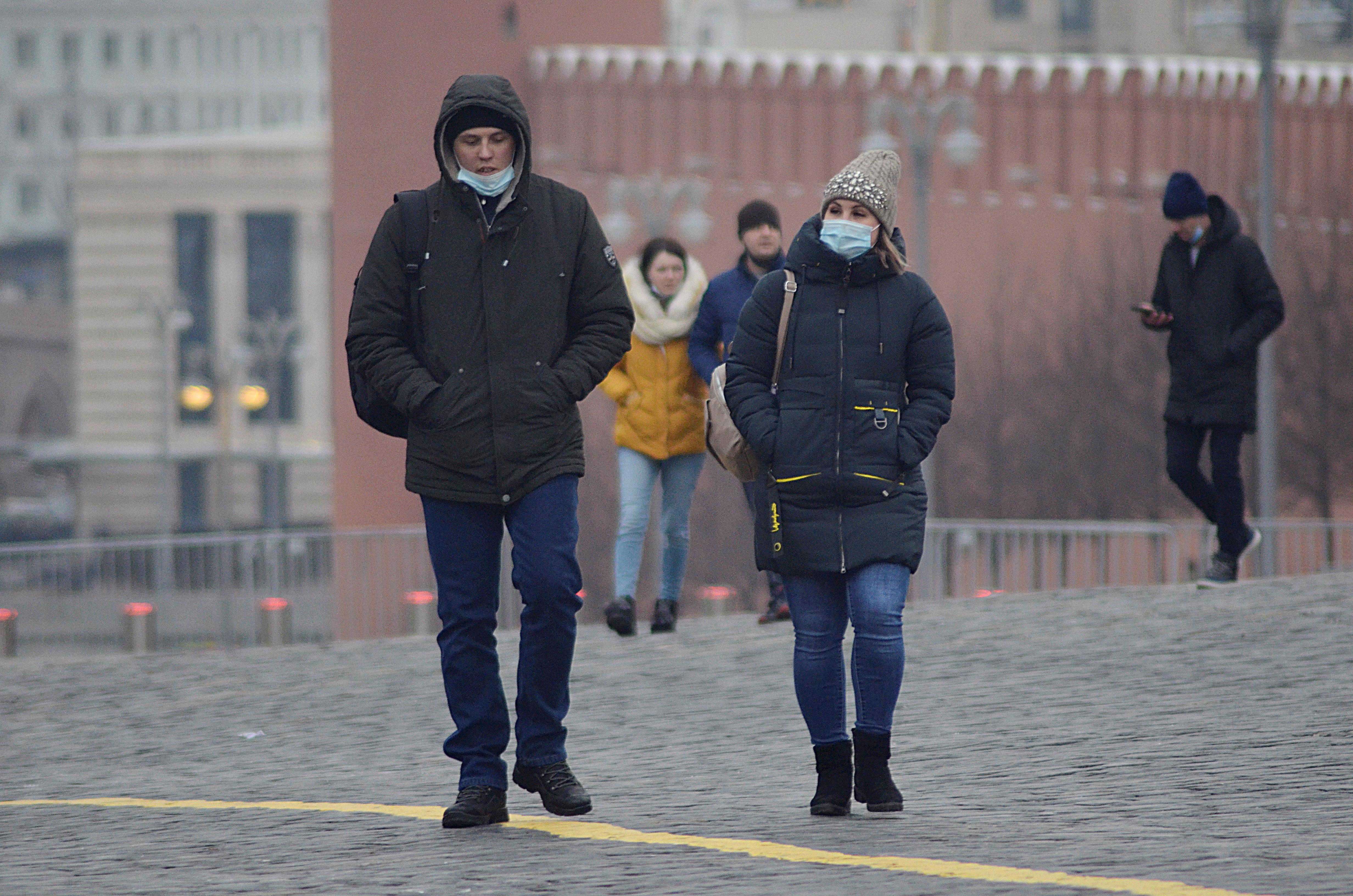 Антициклон с запада придет в Москву 5 декабря