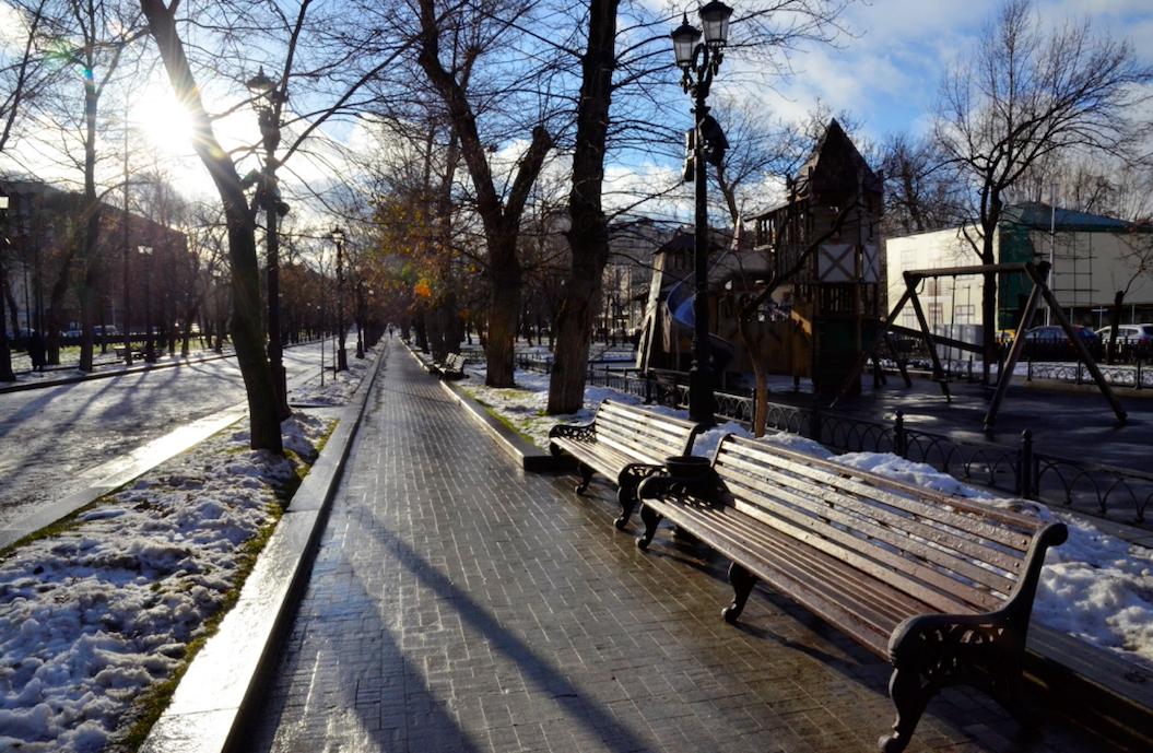 Специалисты рассказали о прогнозе погоды на 27 марта. Фото: Анна Быкова