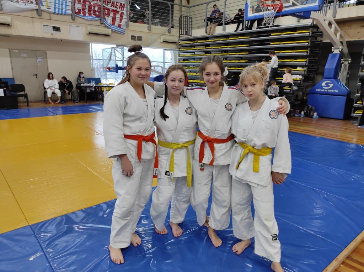 Зимний кубок: дзюдоисты спортивной школы №47 успешно выступили в турнире