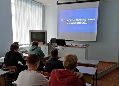 В рамках месячника безопасности в школах столицы прошли открытые уроки