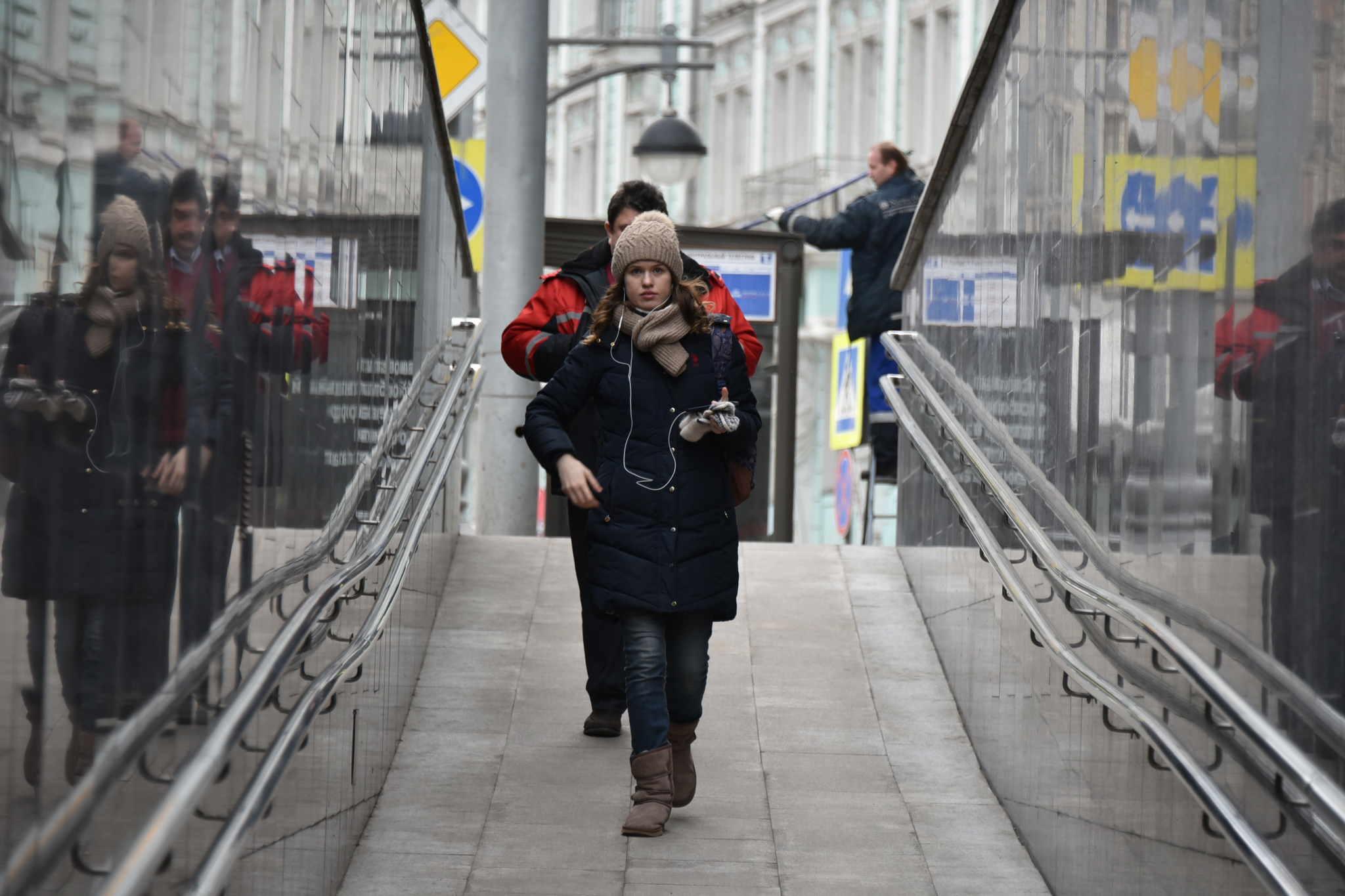 Переход через железнодорожные пути возведут в Царицыне