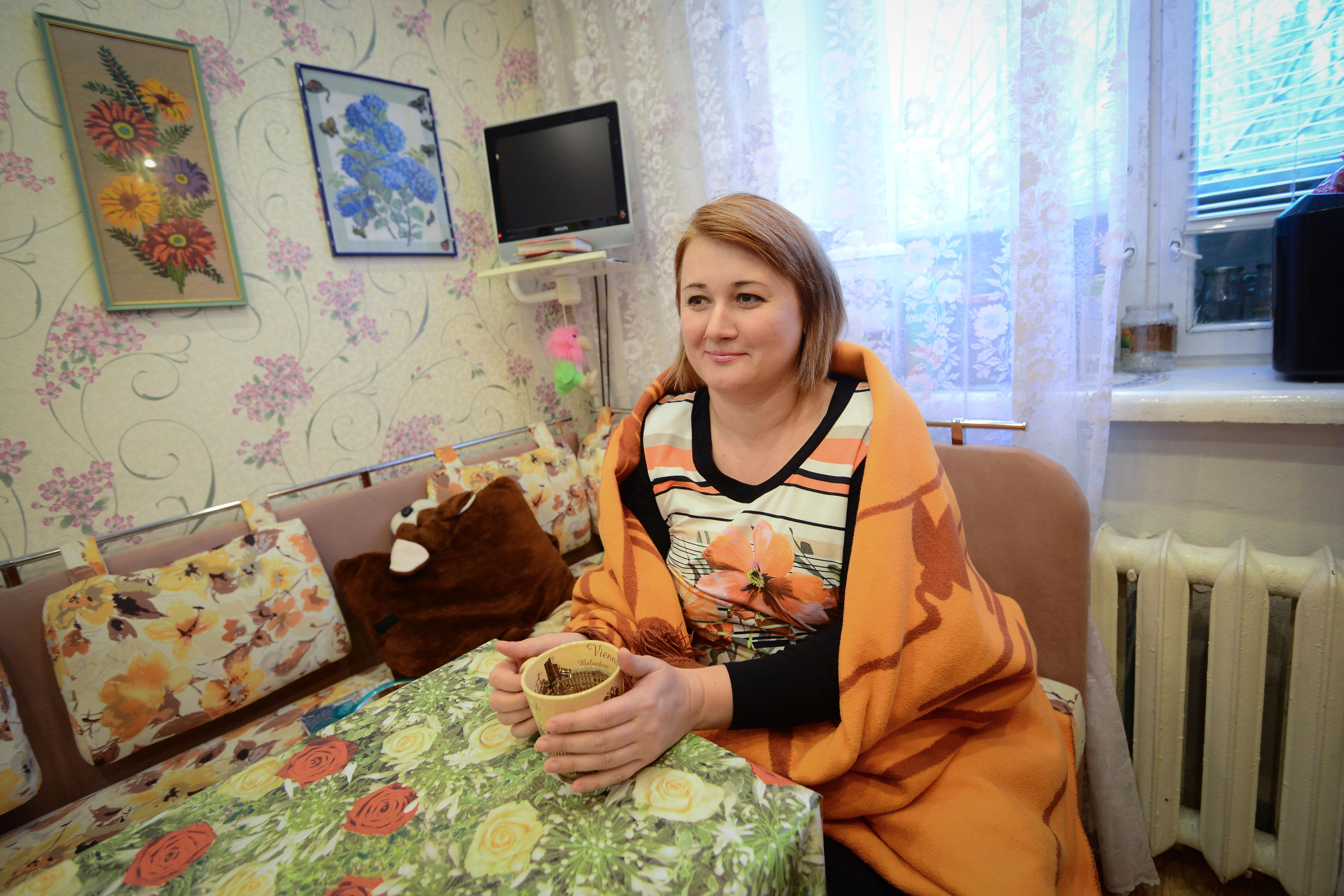 В квартирах Москвы повысили температуру из-за похолодания