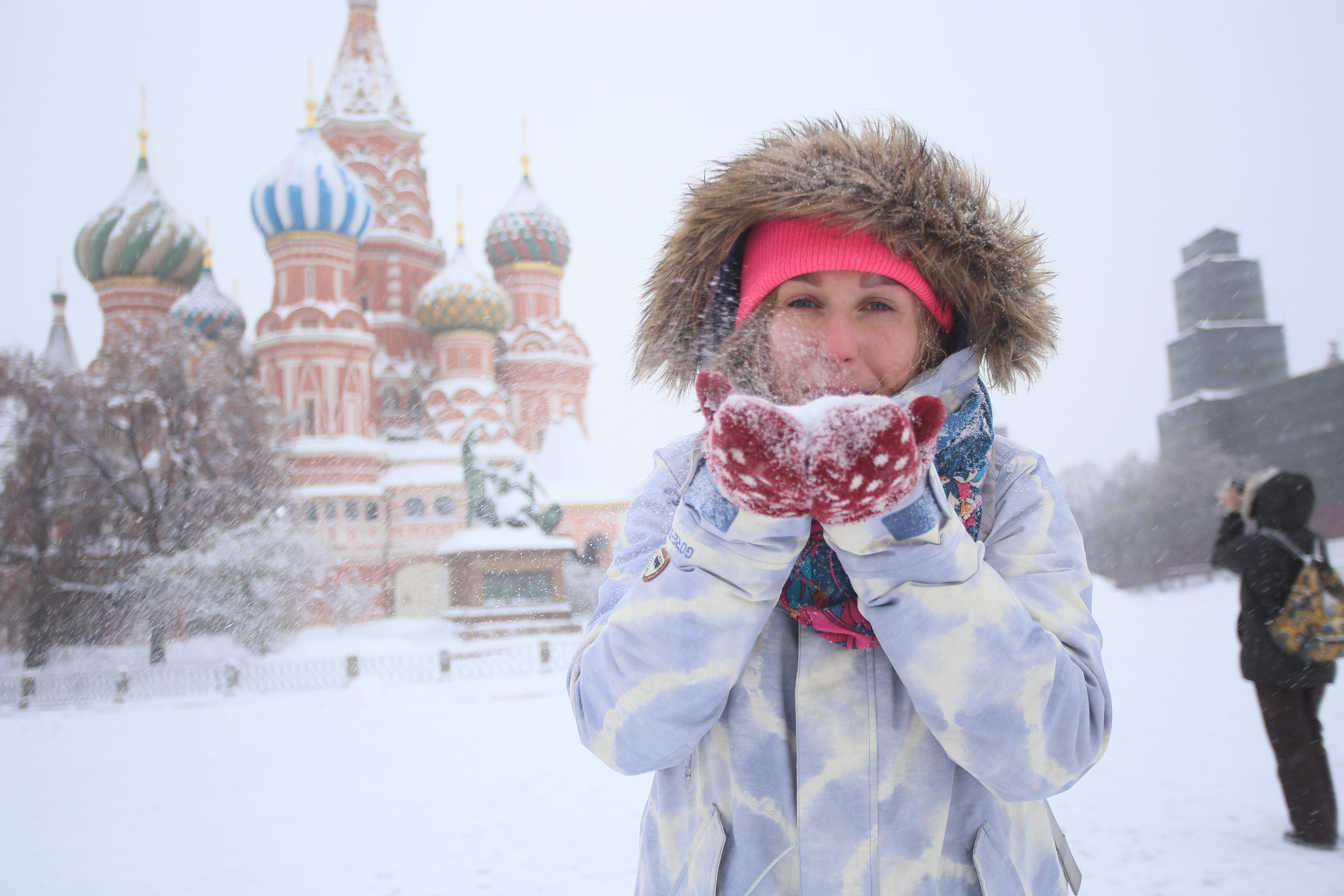 Синоптик допустил вероятность снежного покрова к Новому году в Москве