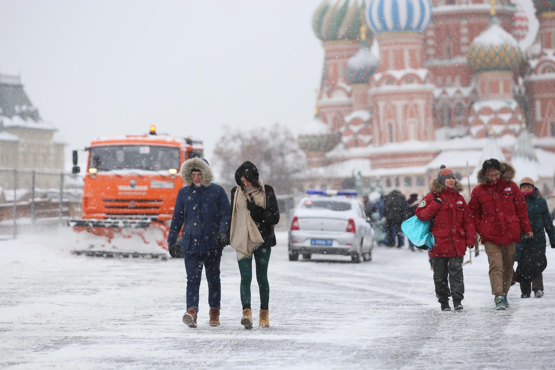 Новый снегопад в Москве придется ждать до второй половины декабря