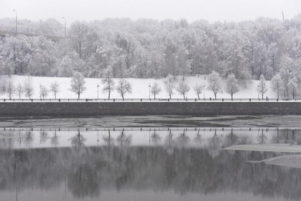 Эксперты согласовали один из этапов строительства моста на территории ЗИЛа. Фото: Александр Кожохин, «Вечерняя Москва»