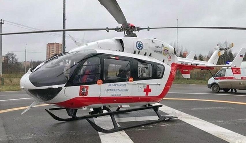 В ноябре сотрудники Московского авиацентра спасли 21 человека