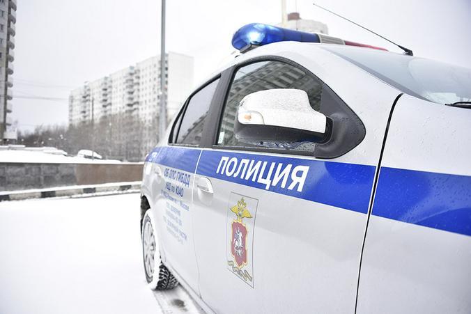 Полицейские ОМВД России по району Царицыно задержали подозреваемых в краже
