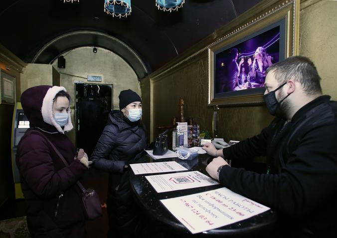 Незаконная торговля алкоголем пресечена в ночном клубе в центре Москвы