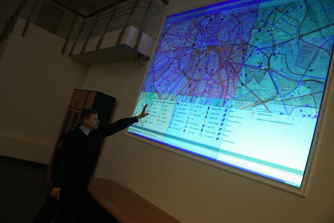 Полицейскими Южного округа столицы задержан подозреваемый в краже