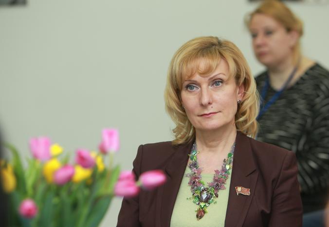 Сенатор Инна Святенко: Гражданские штабы соцзащиты помогают бесперебойной работе ковид-госпиталей