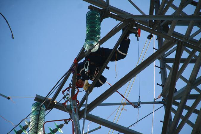 Качество электроснабжения повысят в нескольких районах Южного округа