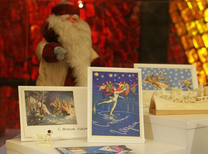 Новогодние мастер-классы: творческую программу подготовили сотрудники центра «Москворечье»