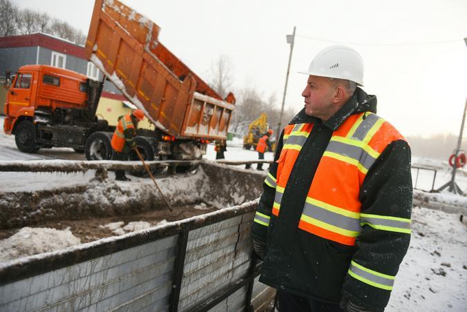 Научно-технологическая долина МГУ появится на месте свалки строительного мусора