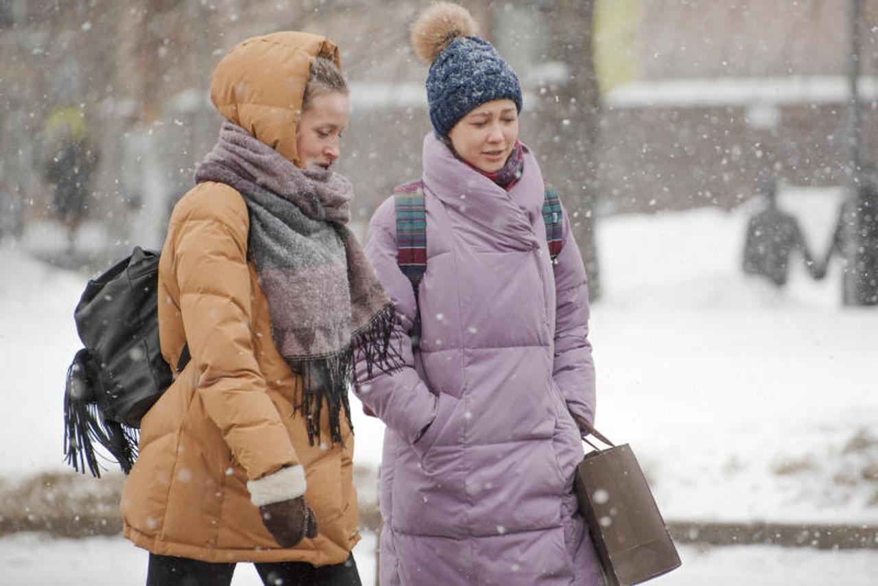 Синоптики пообещали москвичам мокрый снег в четверг