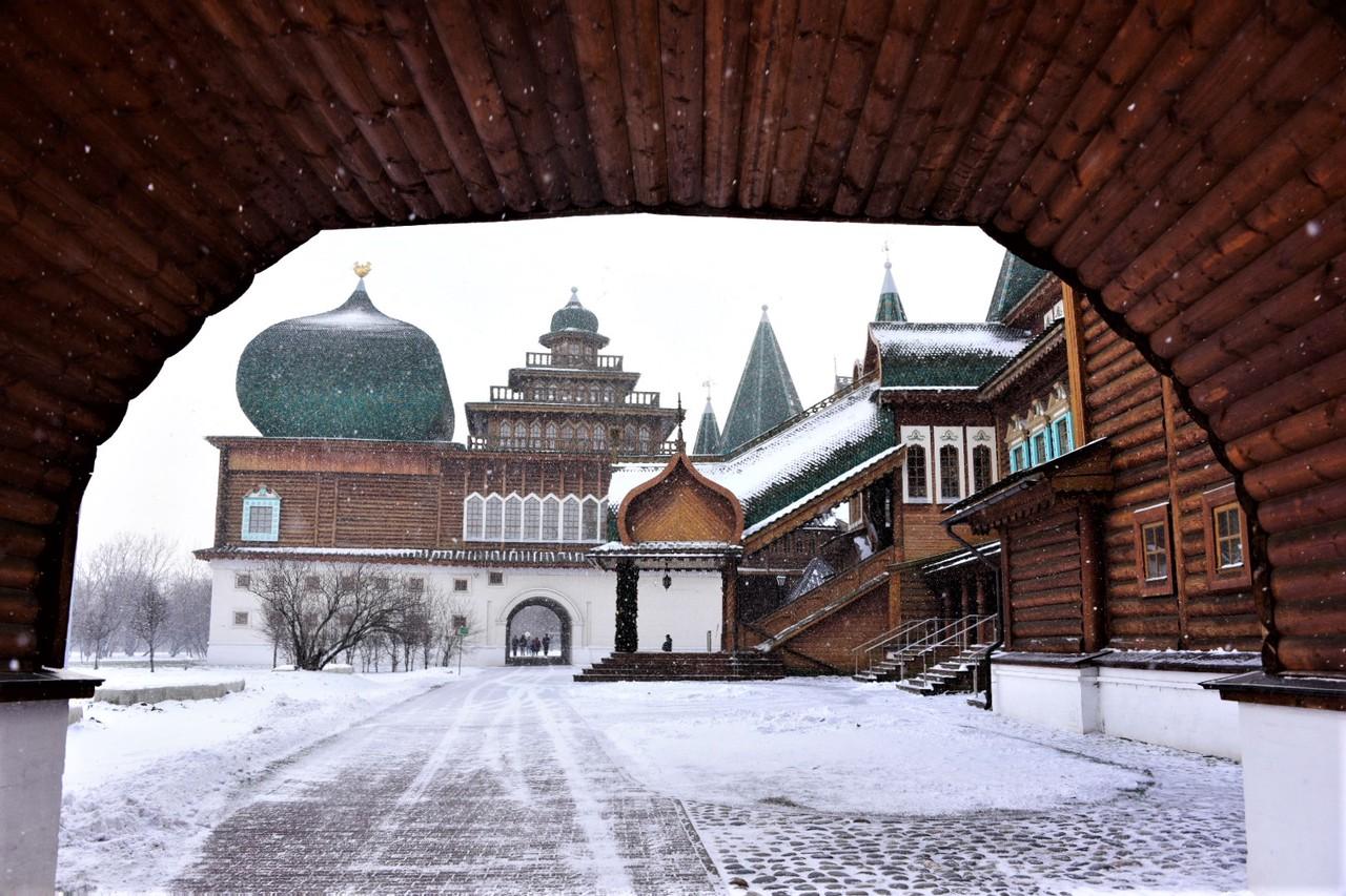 Москвичей пригласили на беседы с экологом в «Коломенское»