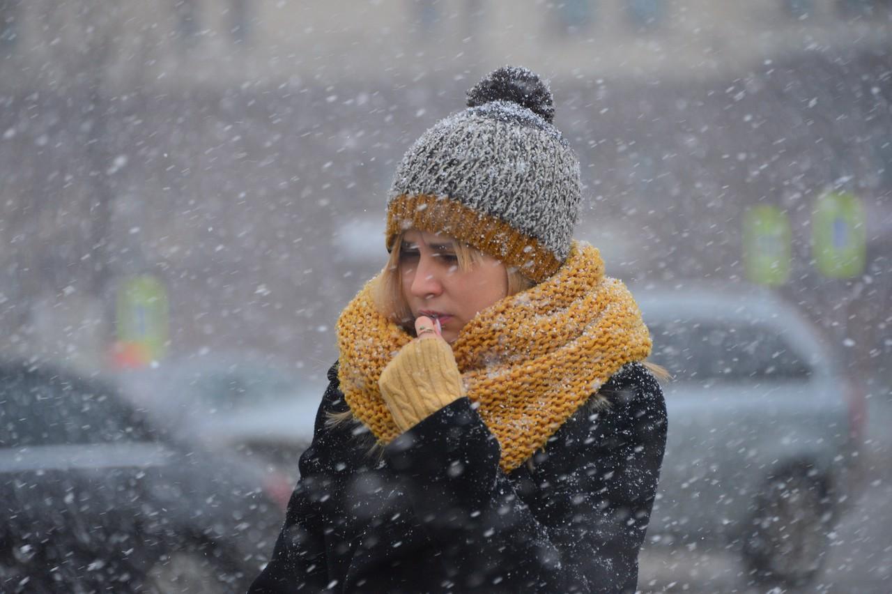 Москвичей предупредили об аномальном холоде в пятницу