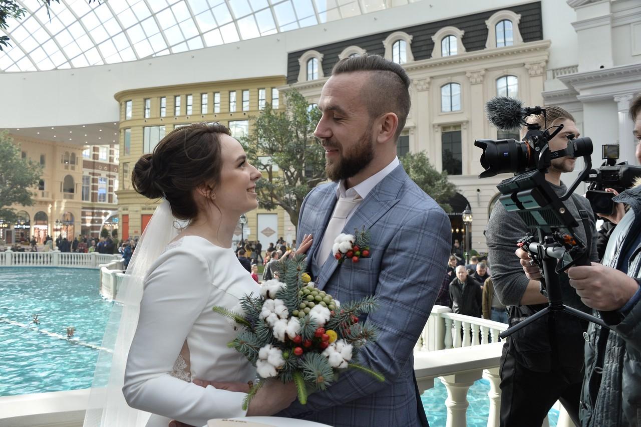 Москвичам рассказали о необычных церемониях бракосочетания в столице
