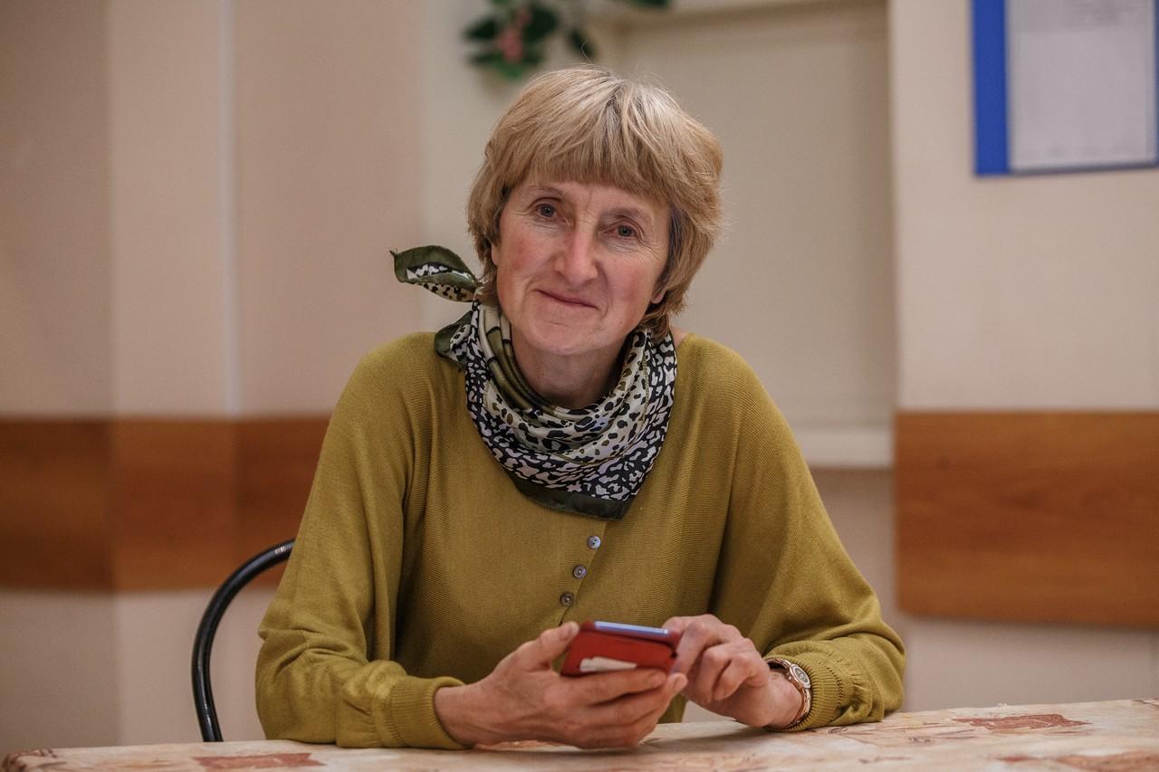 Программу для волонтеров старшего возраста запустят в Москве