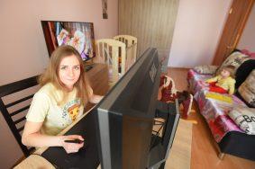 Свыше 13 тысяч москвичек присоединились к проекту «Мама онлайн». Фото: Александр Кожохин