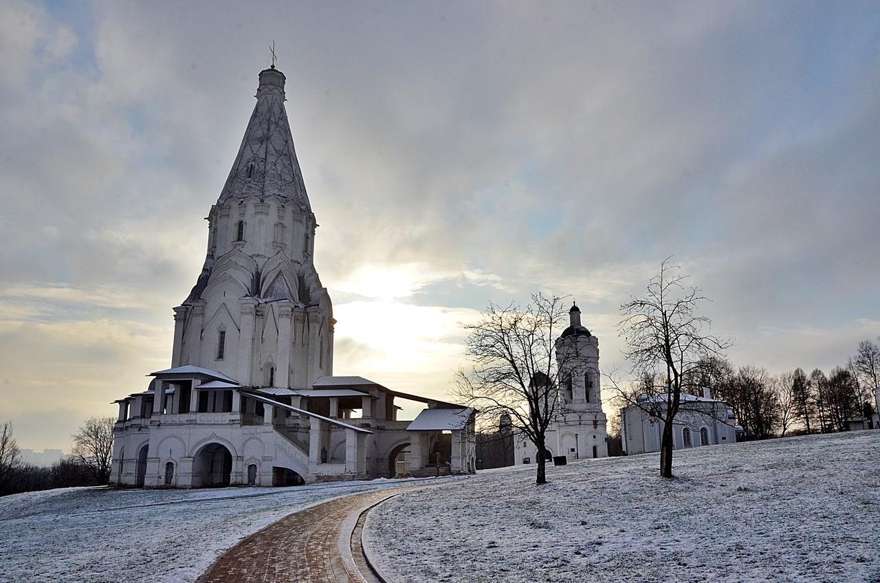 Загадки церкви Вознесения: москвичей пригласили на лекцию в «Коломенское»