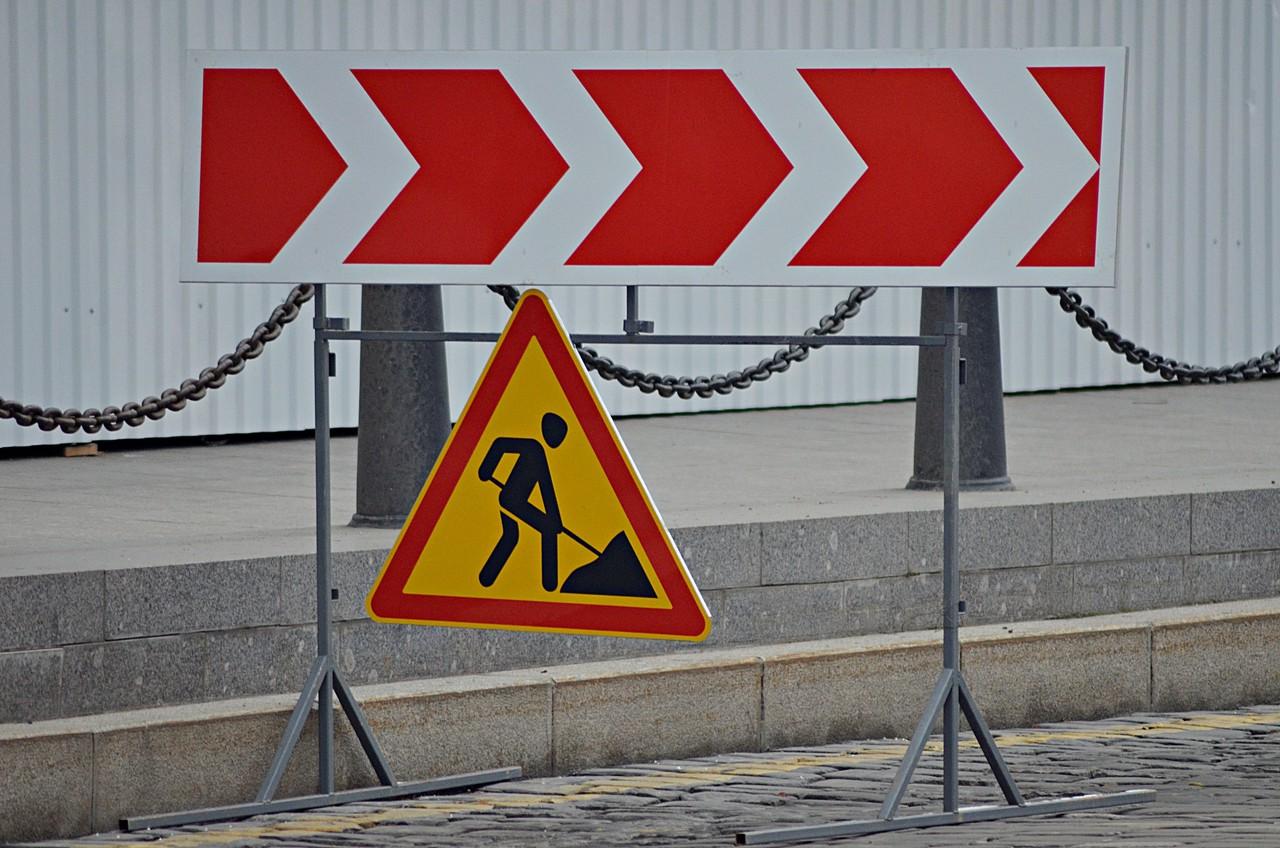 Движение на одной из улиц района Москворечье-Сабурово временно ограничат
