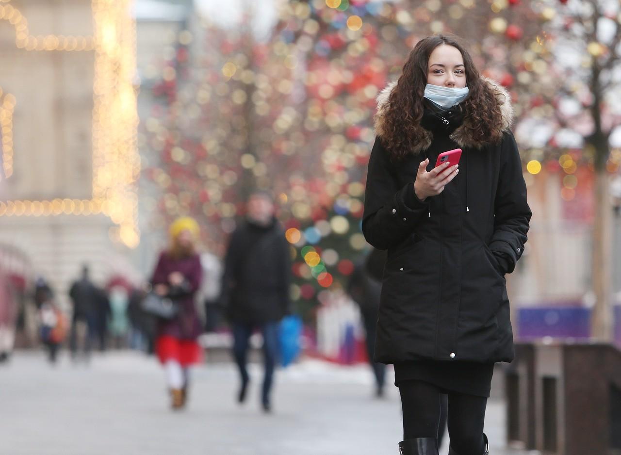 Жителей Москвы ждет легкий мороз в пятницу