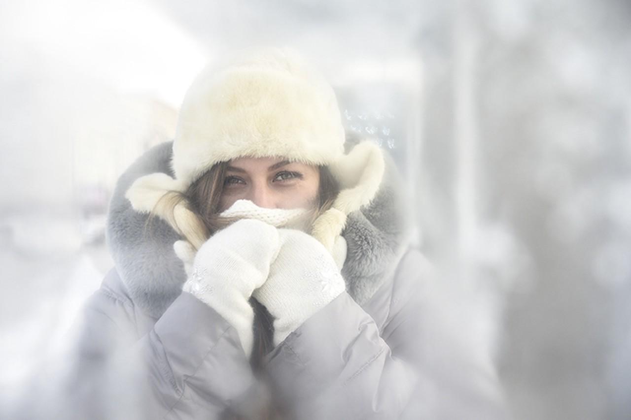 Морозная погода установится в Москве в выходные