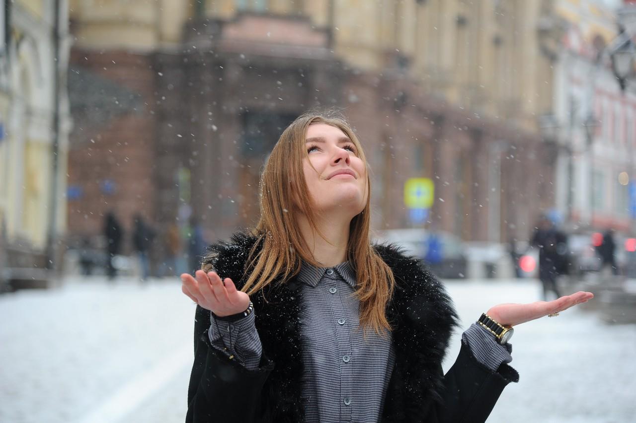 Москвичей ждет потепление в пятницу