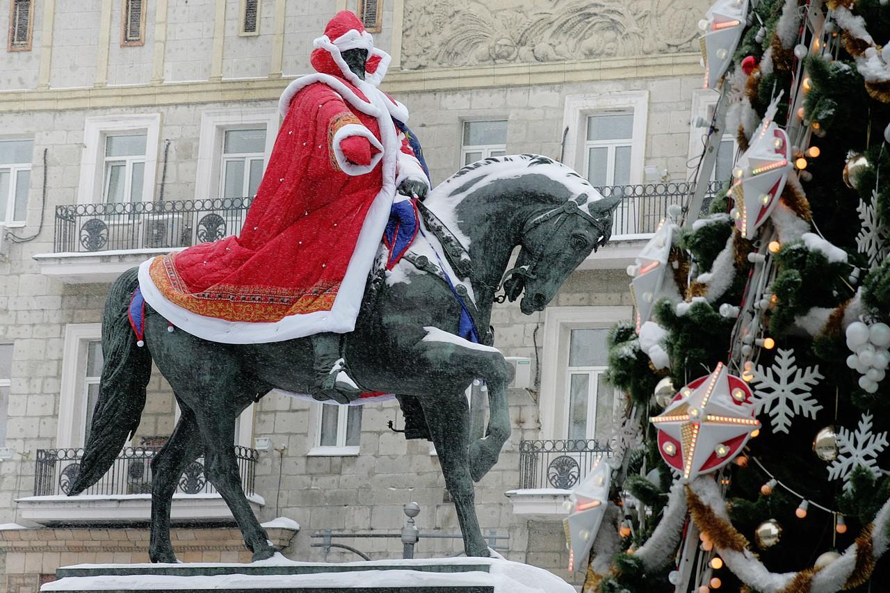 Москвичам пообещали морозную погоду в среду