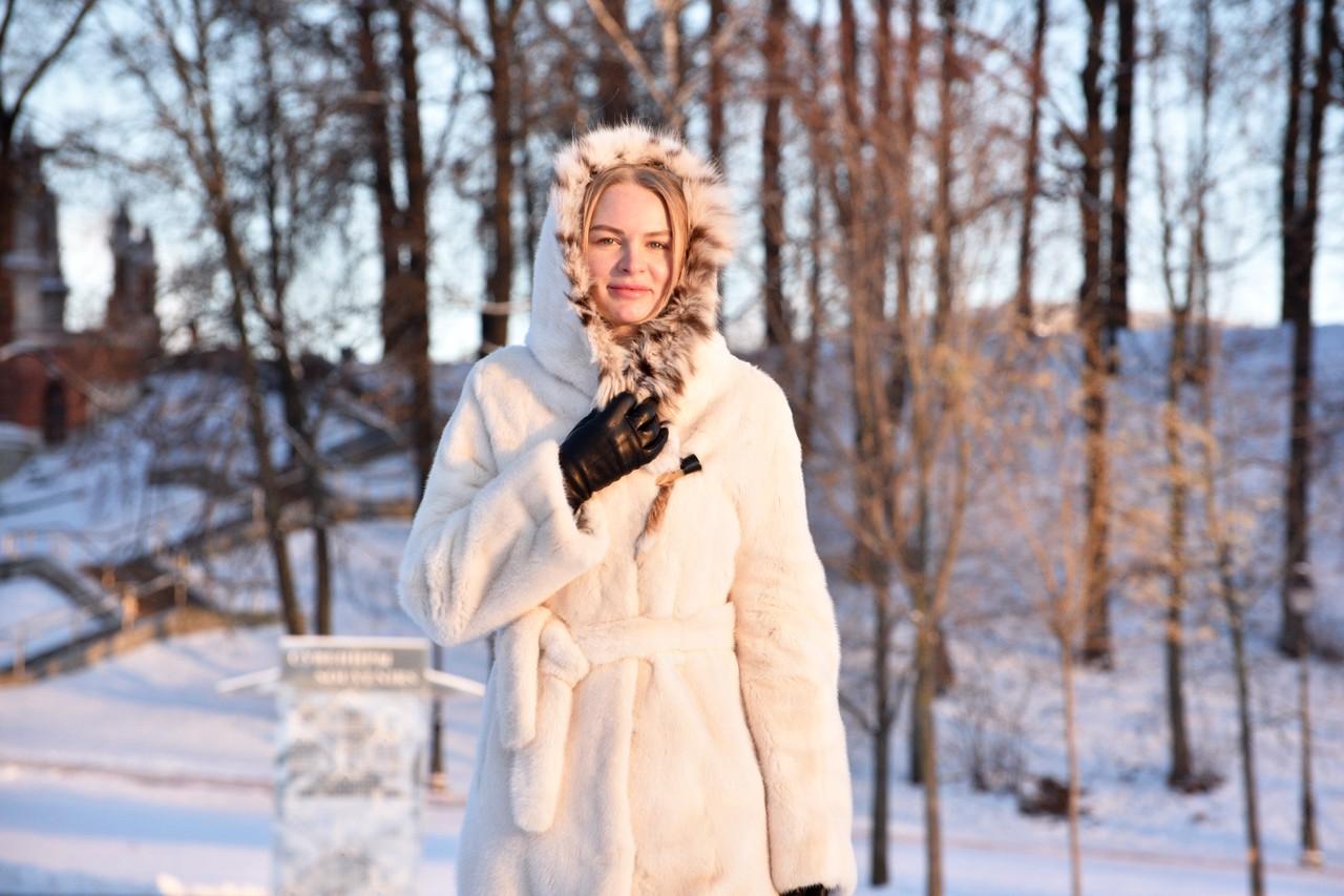 Москвичей предупредили о 20-градусных морозах