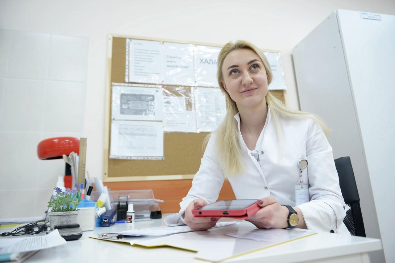 Москвичи обратились к электронной медкарте свыше 24 миллионов раз