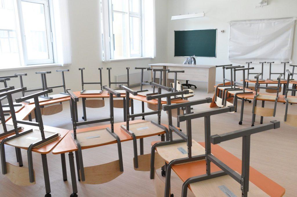 Школу на 1000 учеников построят в Нагорном. Фото: Пелагия Замятина, «Вечерняя Москва»