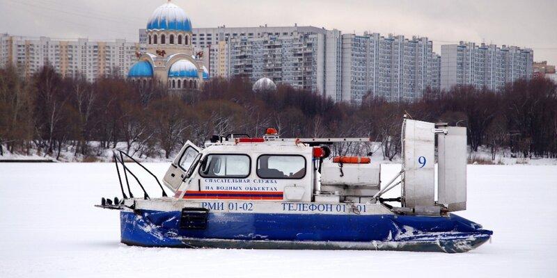 Водные спасатели столицы несут дежурство в усиленном режиме