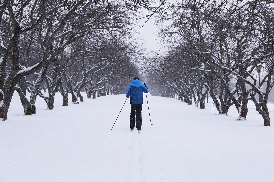 Зимняя сказка в «Коломенском»
