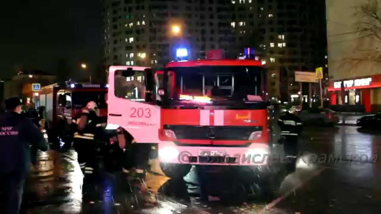 Сотрудники ПСО 203 напоминают о правилах безопасного обращения с огнем