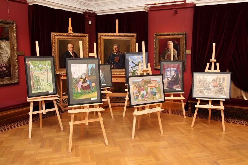Конкурс детского рисунка запустили в школе №504