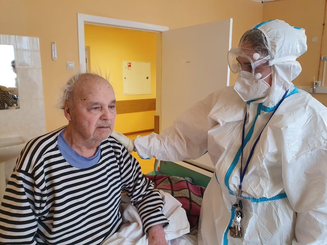 Врачи спасли 92-летнего пациента