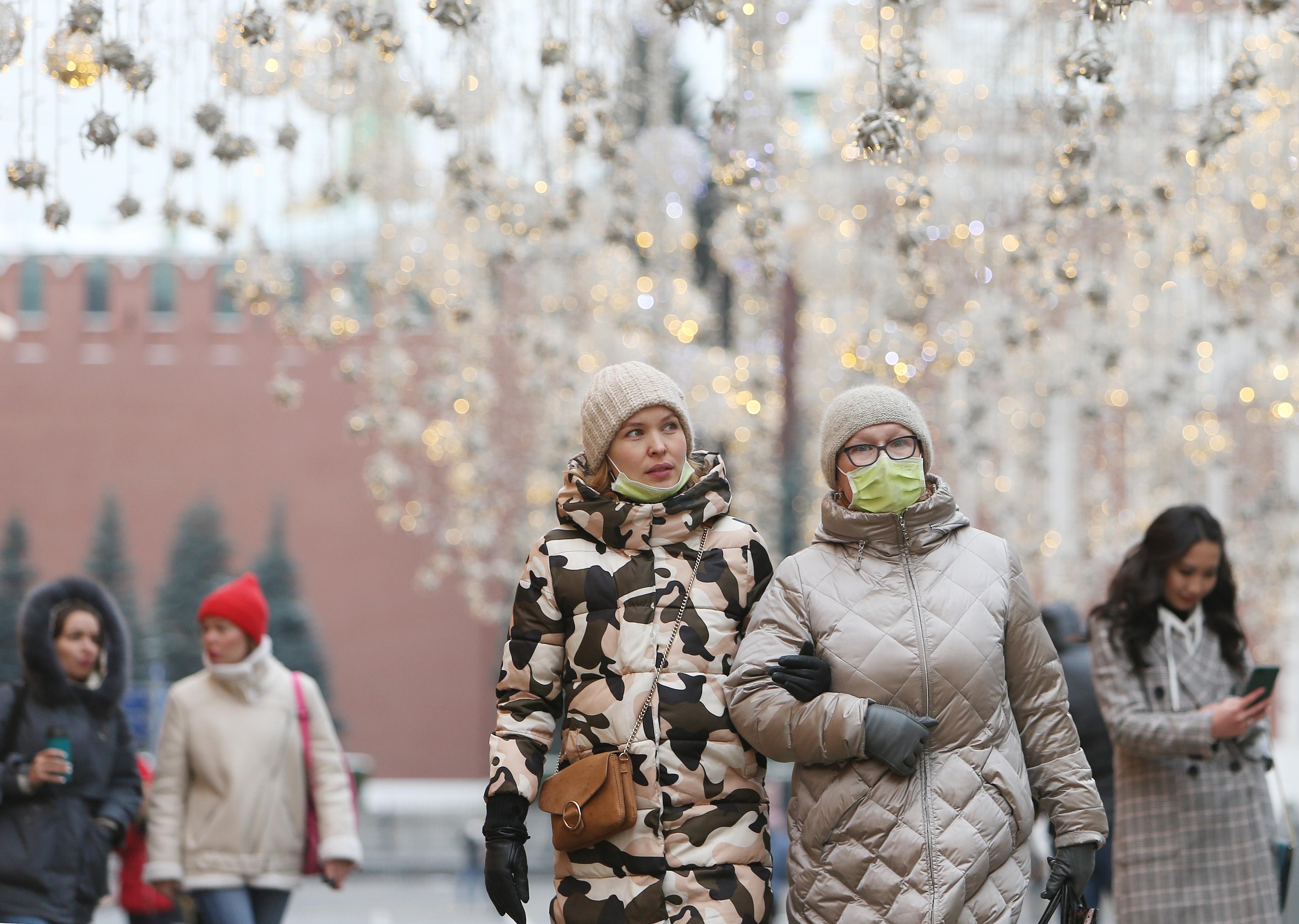 Синоптики спрогнозировали облачную погоду в столице в пятницу. Фото: Наталия Нечаева, «Вечерняя Москва»