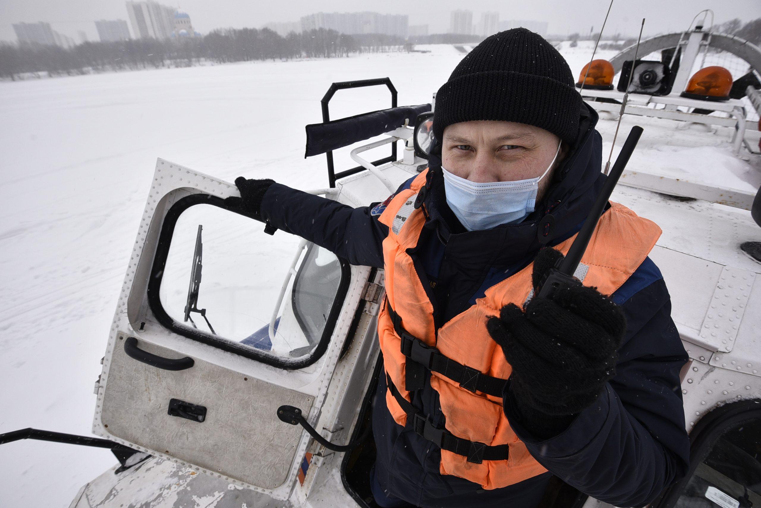 Ловись, плотва, или Правила безопасной зимней рыбалки