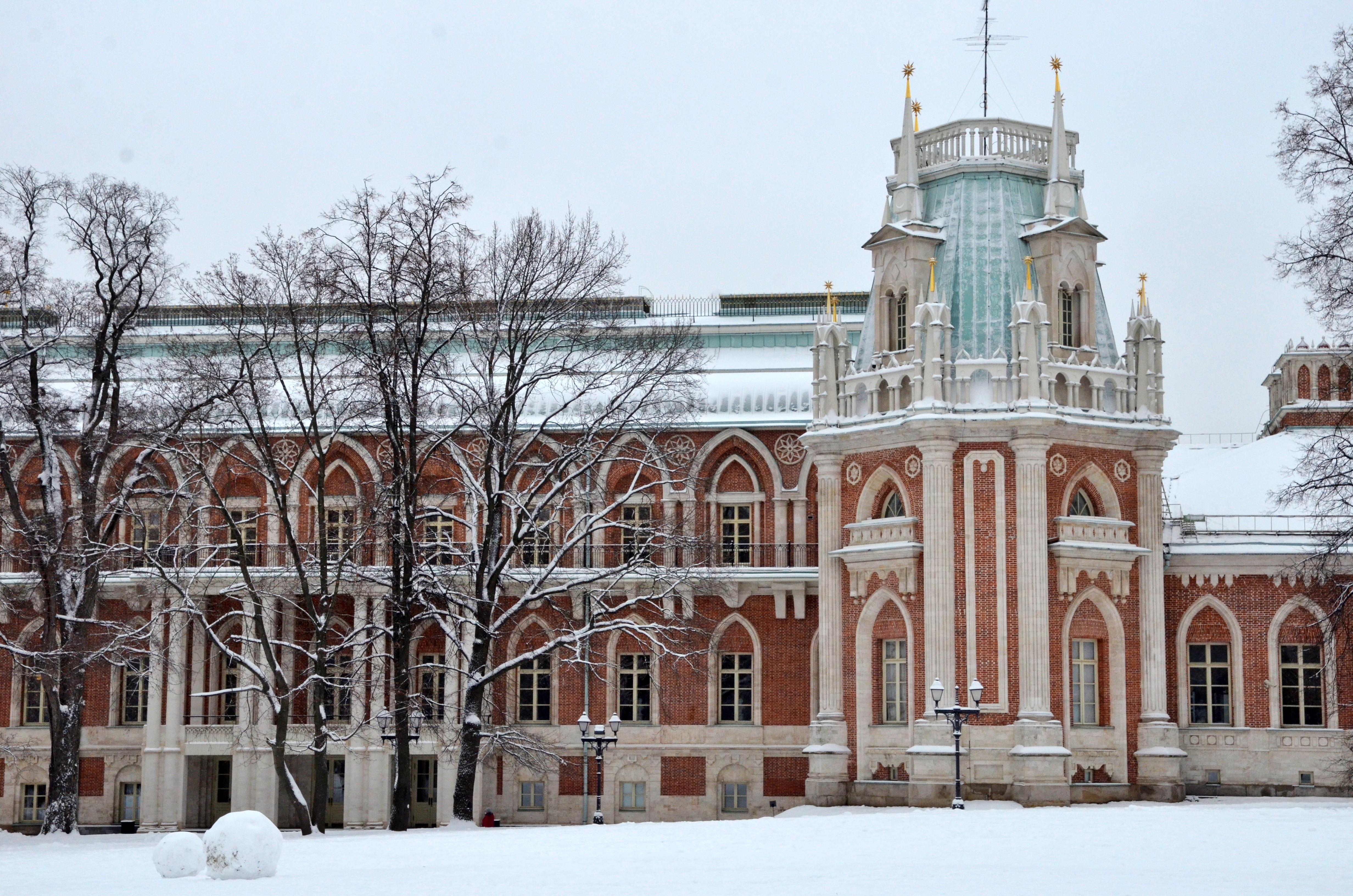 Новую онлайн-экскурсию представят в «Царицыне»